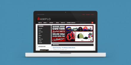 Amplo Website