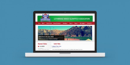Lethbridge Mixed Slowpitch Association Website