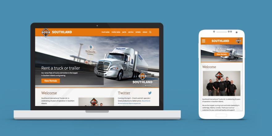 Southland International Website