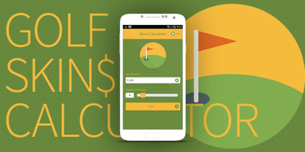 Golf Skins Calculator App