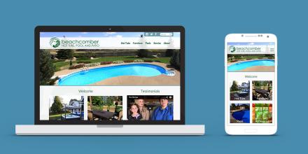 Beachcomber Lethbridge Website