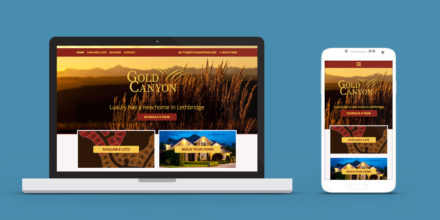 Gold Canyon Lethbridge Web Design