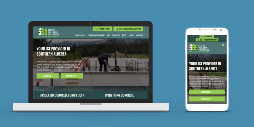 Smart Building Solutions Ft Macleod Website