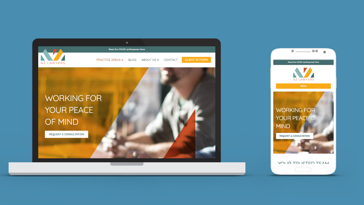 AZ Lawyers Web Design & Branding